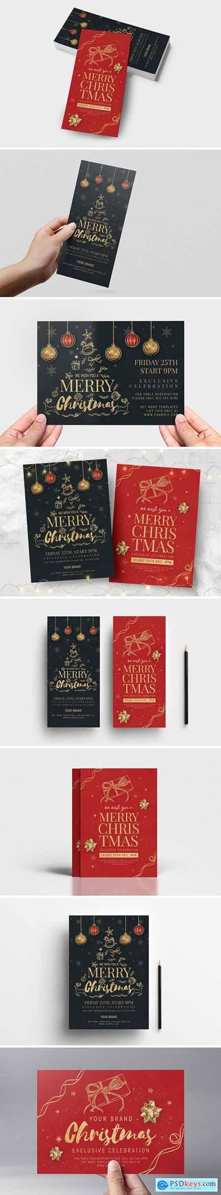 Christmas Flyer - Poster