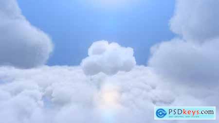 Cloud Logo Reveal 33813460