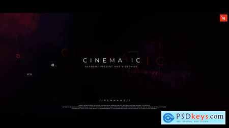 Film Titles Opener V9 33710453
