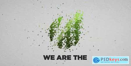 We Are The Logo 3132706