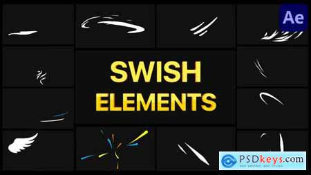 Swish Elements - After Effects 34045291
