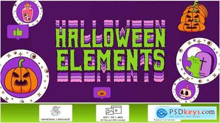 Halloween Elements 34031026