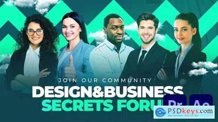Business Event Promo 33957371