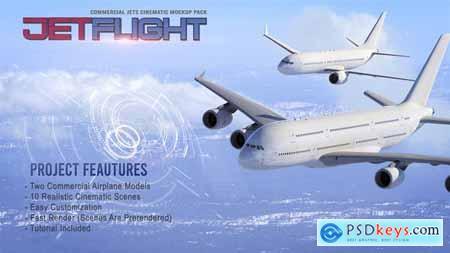 Jet Flight 33910881