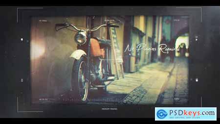 Memory Frames - Cinematic Slideshow 24084676