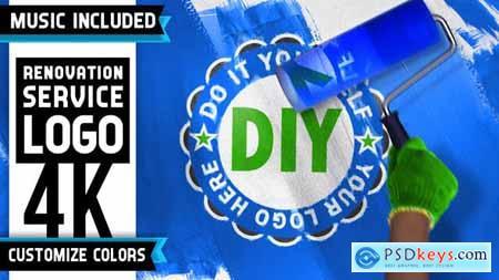 Renovation Painting Logo 29522004