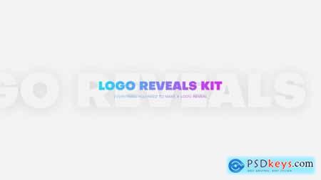 Logo Reveals Kit 22779280