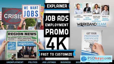 Employment Job Career Work Hiring 29874015
