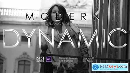 Modern Dynamic Slideshow 22217869