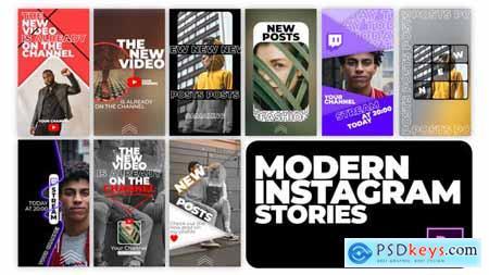 Modern Instagram Stories 34122630