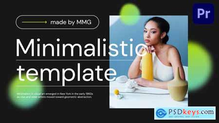 Minimalist Fashion Promo 34102847