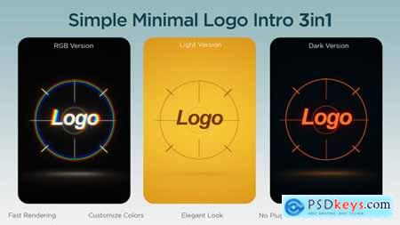Simple Minimal Logo 34130529