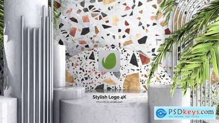 Stylish Logo 4K 34153017