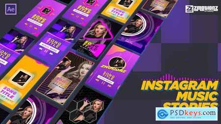 Instagram Music Visualizer 34114786