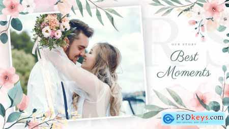 Romantic Love Story Slideshow 34131260