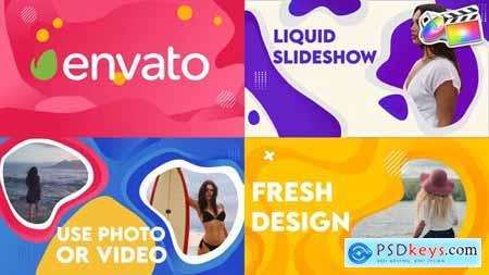 Liquid Slideshow FCPX 34000824