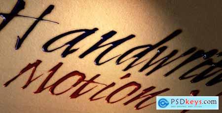 Handwritten Art Titles 4347617
