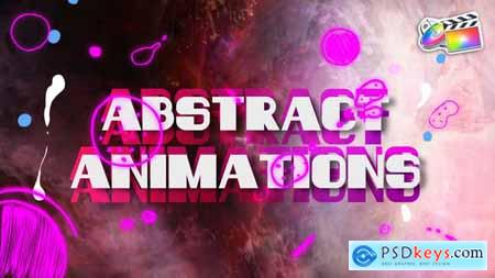 Abstract Animations Pack 01 FCPX 34041287