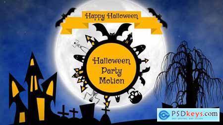 Halloween Intro 34144395