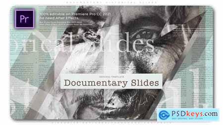 Documentary Historical Slides 34152175