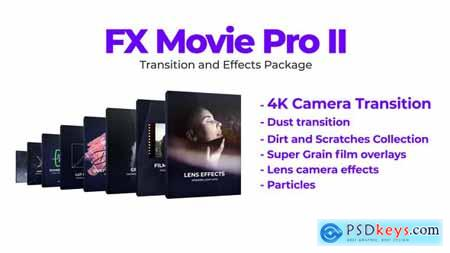FX Movie Pro 2 Transition and Effects Package 34052744