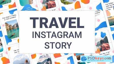 Travel Instagram Story Pack 34145948