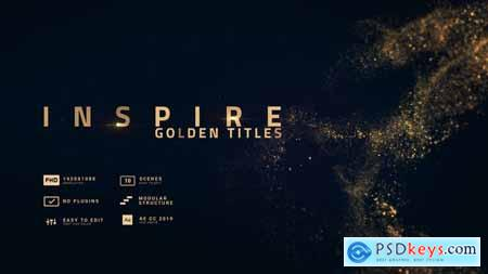 Inspire - Smooth Golden Titles 30326425
