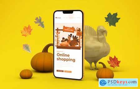 Thanksgiving iPhone 13