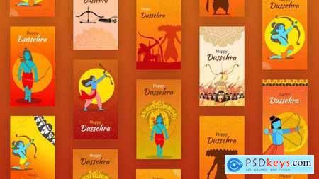 Happy Dussehra Instagram Stories 34157955