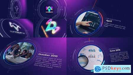 Tech Company Timeline 34162221