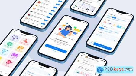 App Promo Phone 13 Blue 34161793