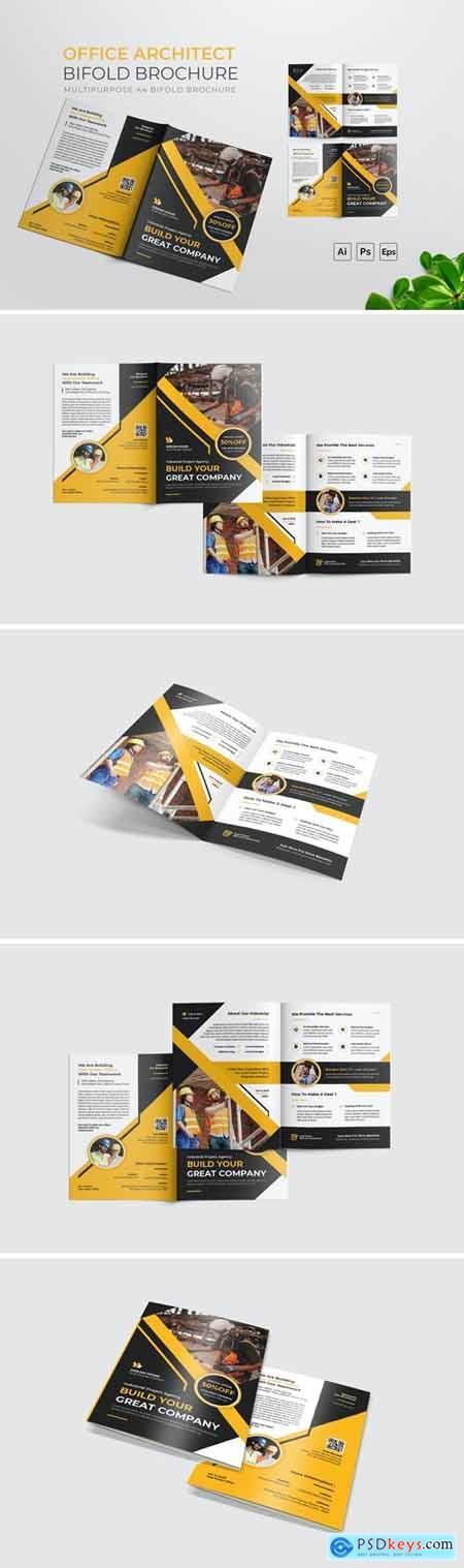 Office Architech Bifold Brochure