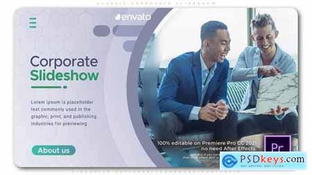 Classic Corporate Slideshow 34152139