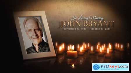 Funeral Memorial Card Opener 34120337