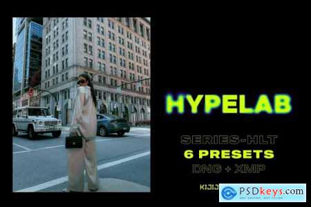 HYPELAB-HLT Series Lightroom Presets 6516762