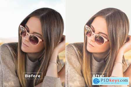 Boho VSCO Photoshop Action