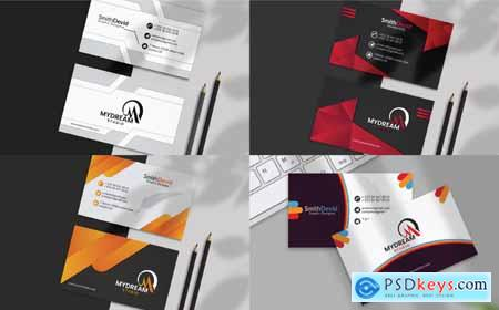 Creative Business Card Design Bundle Vol2 Corporate Identity o181625