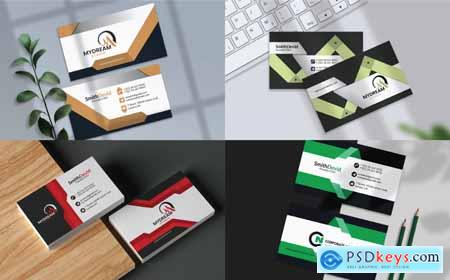 Creative Business Card Design Bundle Vol3 Corporate Identity o181626