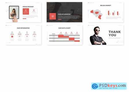 Vlurine - Business Powerpoint, Keynote and Google Slides Template